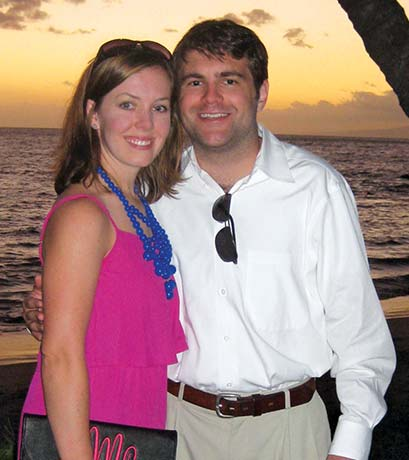 Dr. Whitt Moss and his wife Dr. Andrea Moss