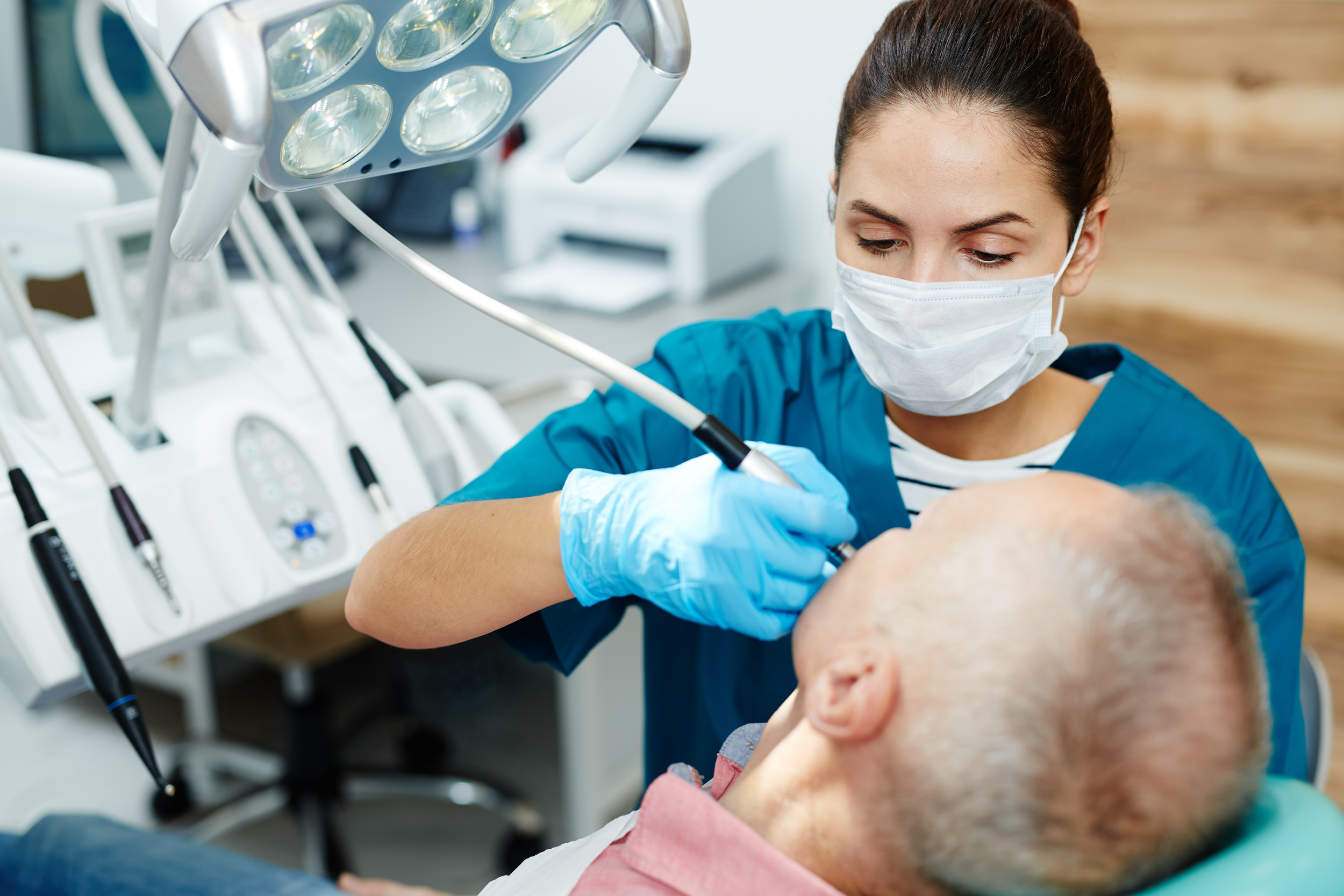 our dental hygienists are experienced and friendly