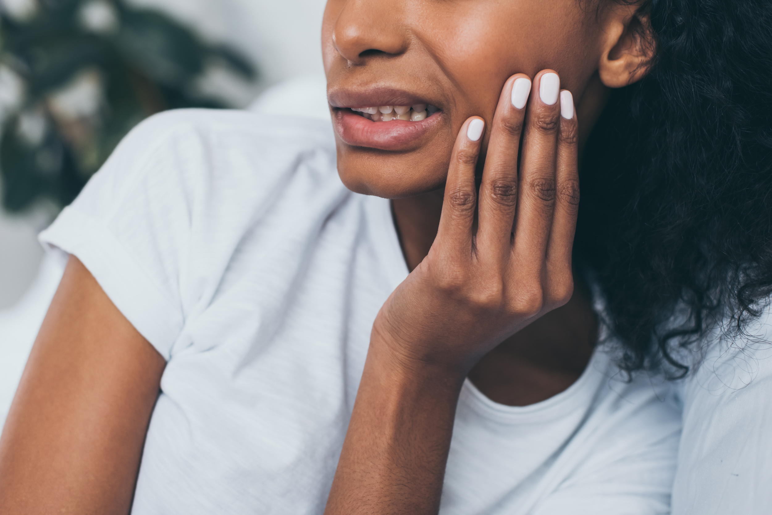 TMJ treatment options can relieve jaw pain