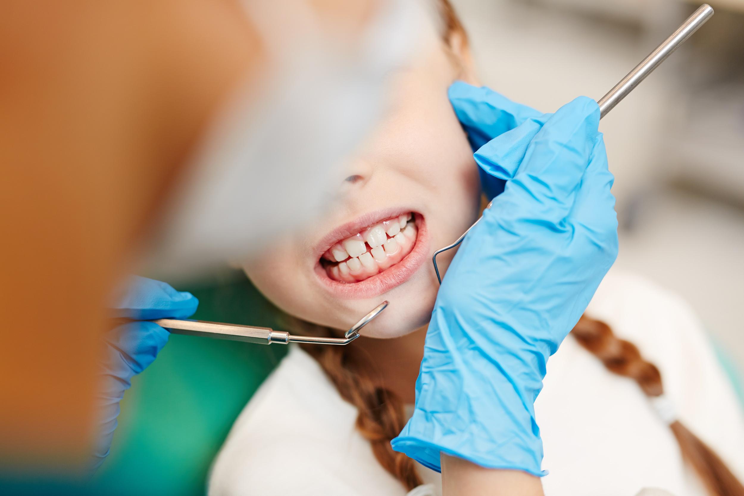 good children's dentist in Maryville, TN
